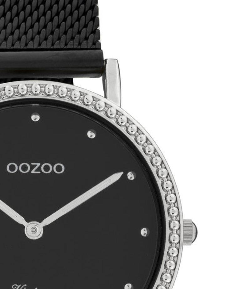 Oozoo Timepieces Oozoo C20057 - Black