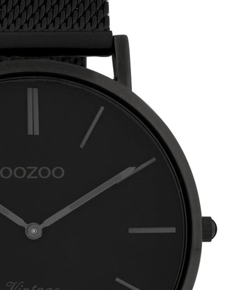 Oozoo Timepieces Oozoo C9933 - Black