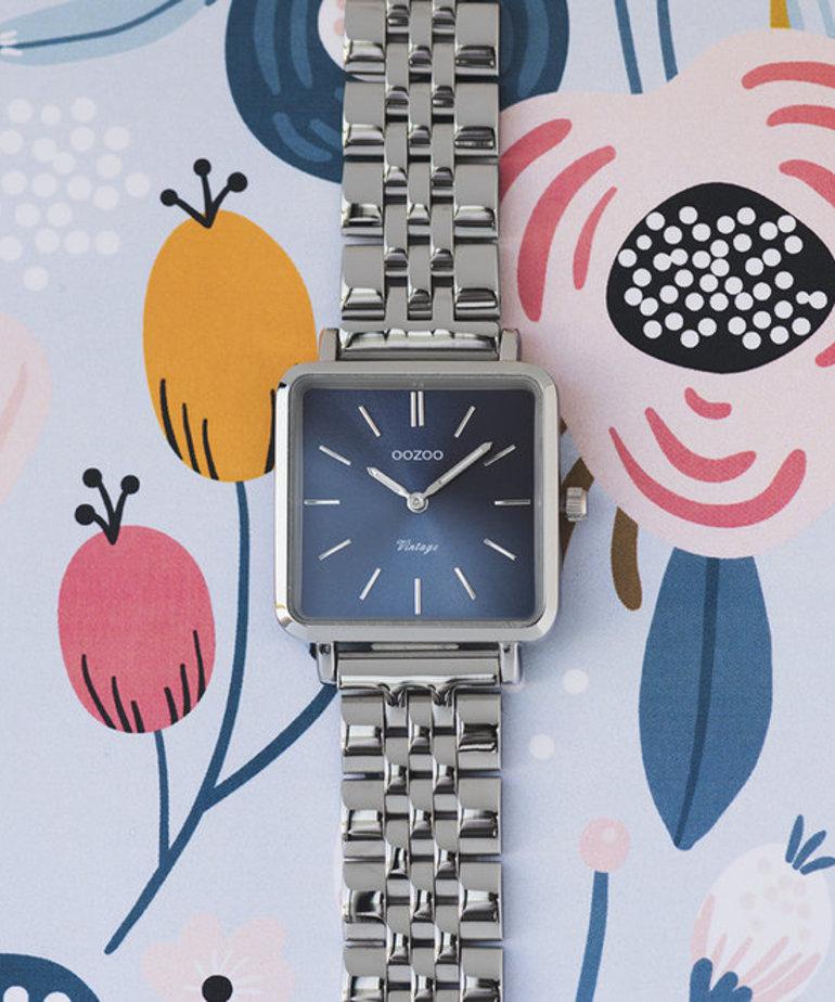 Oozoo Timepieces Oozoo C9951 - Zilver