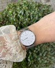 Oozoo Timepieces Oozoo C9901 - Zilver Meshband