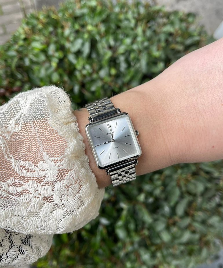 Oozoo Timepieces Oozoo C9950 - Zilver