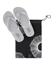Zusss Slippers Sunshine on my Mind - Mist