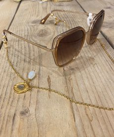 Ikki Zonnebril koord Sedna - Gold