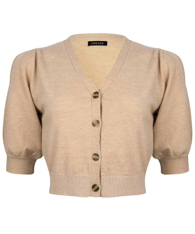Ydence Ydence Knit Top Chantalle - Sand