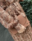 Ydence Ydence Dress Sydnee - Sand Paisley