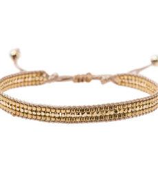 Meet Coco Alix Gold Armband