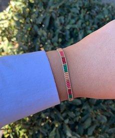 Meet Coco Floor Multi Color Armband