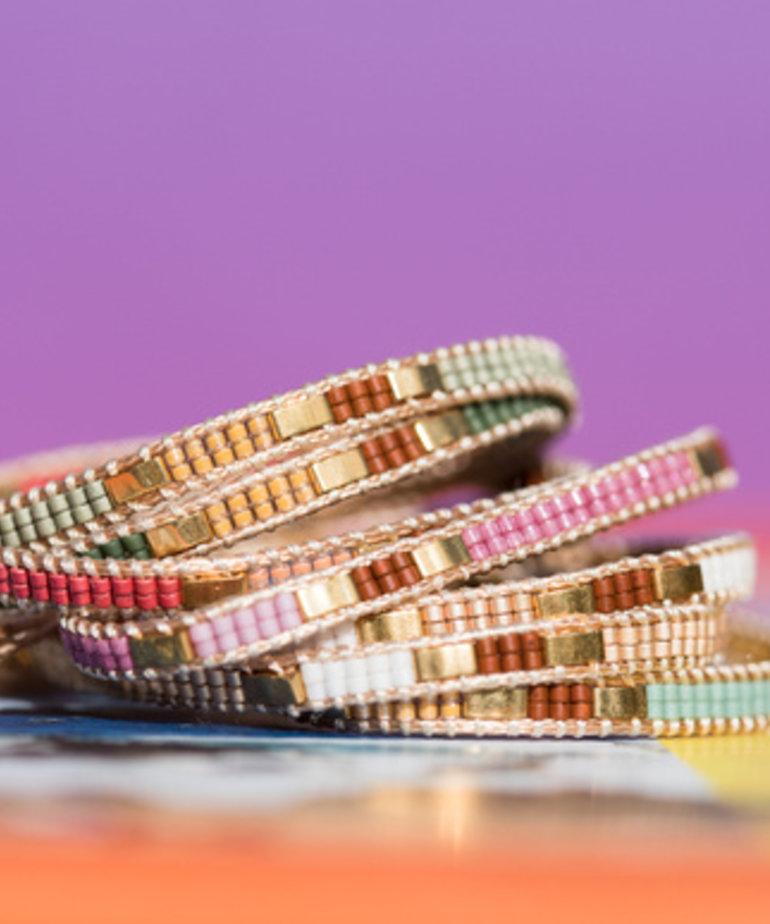 Meet Coco Meet Coco Floor Multi Color Armband