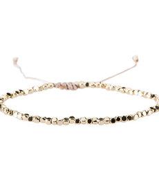 Meet Coco Yara Gold Armband