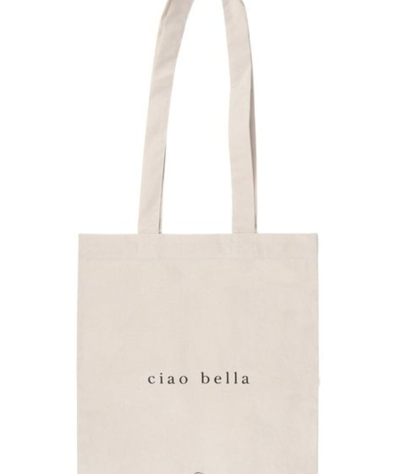 Zusss Zusss Katoenen tasje - Ciao Bella