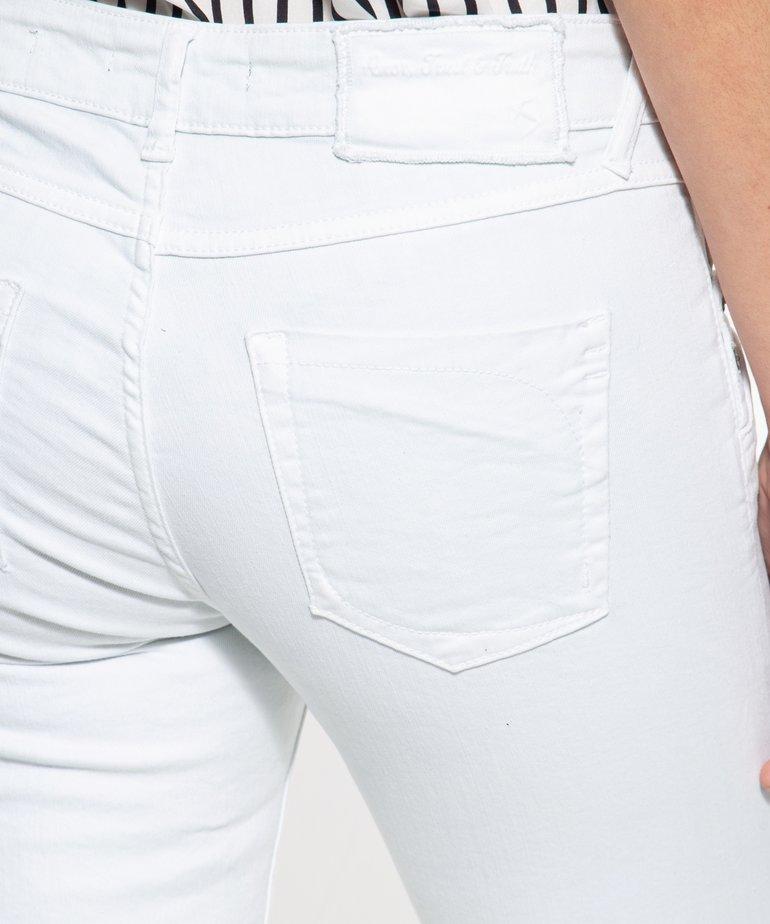 Amor Trust & Truth Amor Trust &. Truth, Leoni Jeans - White