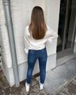 Amor Trust & Truth Amor Trust & Truth, Leoni Jeans - Deep Blue Used