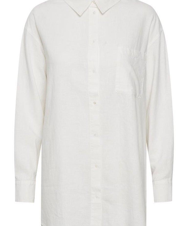 Saint Tropez Saint Tropez, Fia SZ Shirt - Bright White