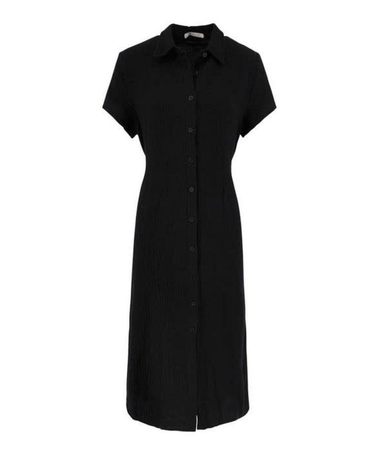 Nukus Nukus, Knokke Dress - Black