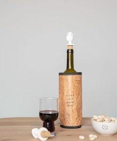 Zusss Wijnkoeler Good Day - Bruin
