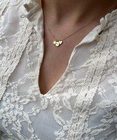 Zag Bijoux Ketting Goud Mum