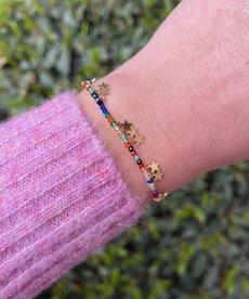 ByJam ByJam Armband Goud Color Stars