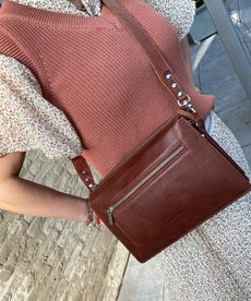 Cowboysbag Bag Williston - Cognac