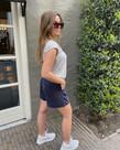 Saint Tropez Saint Tropez AbbieSZ Shorts - Blue Deep