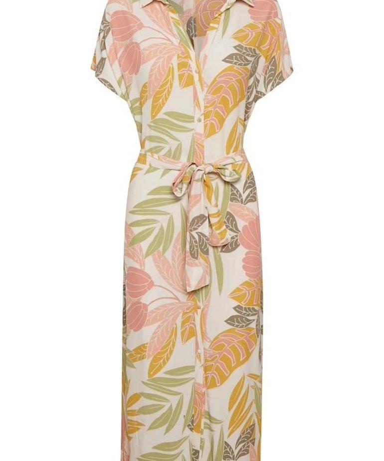 Saint Tropez Saint Tropez GabySZ Dress - Birch Botanic Outli