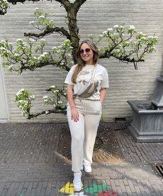 MbyM Ayla Berin Pant - Natural Beige