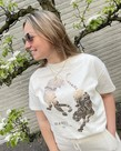 Catwalk Junkie Catwalk Junkie T-Shirt Wild Shimmer - Whisper White