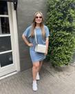 MbyM MbyM Bosko Dress - Stellar Blue
