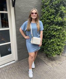 MbyM Bosko Dress - Stellar Blue