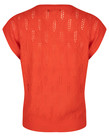 Ydence Ydence Knit Lynn - Coral Red