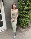 MbyM MbyM Leslee Dress - Oil Green