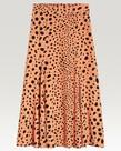 Catwalk Junkie Catwalk Junkie Skirt Sunny Spots Midi - Pheasant