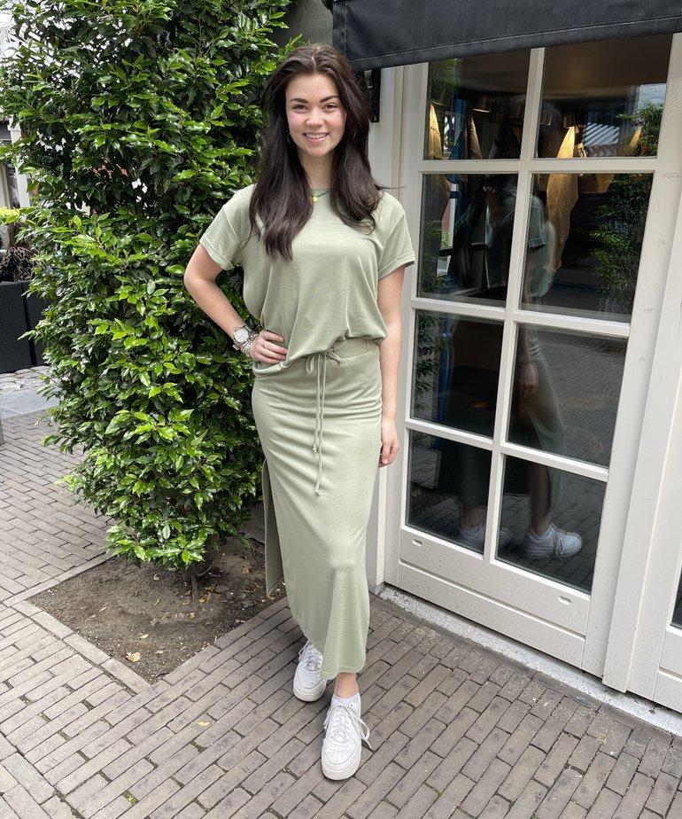 MbyM MbyM Bosko Skirt - Oil Green