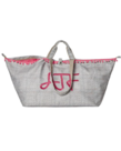 All Time Favourites All Time Favourites Grote Shopper - Roze/Grijs