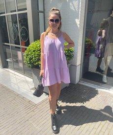 Ydence Dress Rae - Lilac