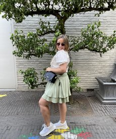 MbyM Skirt Jeffie - Oil Green