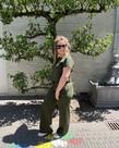 Saint Tropez Saint Tropez BeatheSZ Long Pants - Army Green