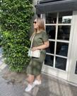 Saint Tropez Saint Tropez BeatheSZ SS Dress - Army Green