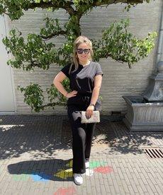 Saint Tropez Beathe Long Pants - Black