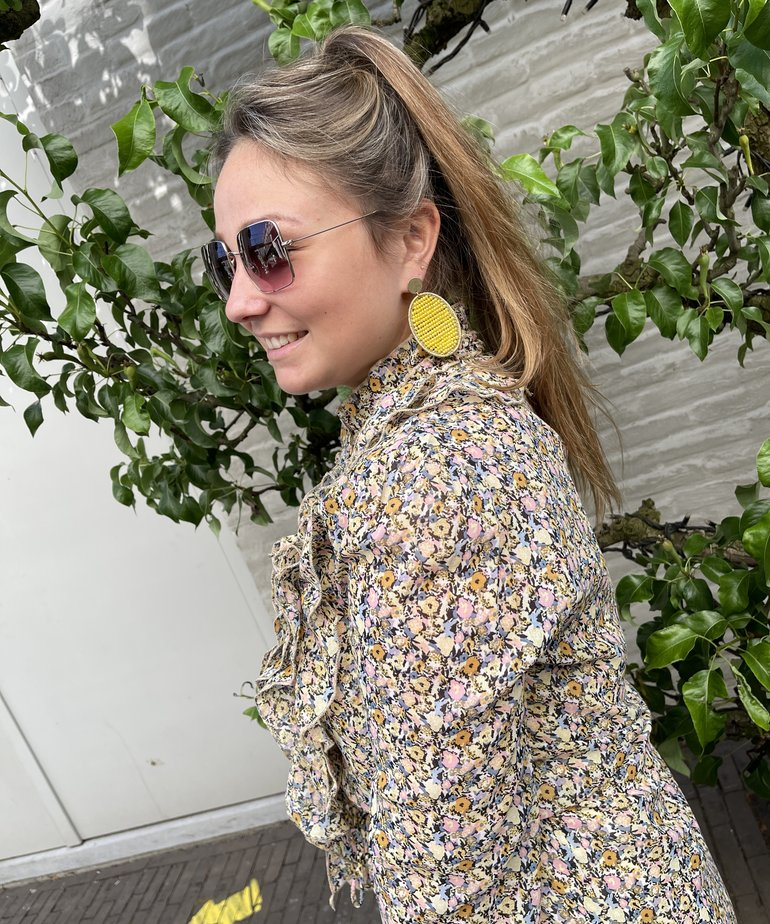 Saint Tropez Saint Tropez LillySZ Dress - Bright White