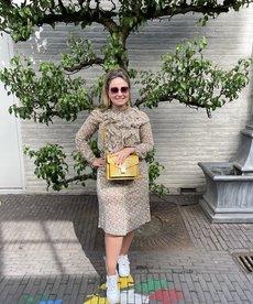 Saint Tropez LillySZ Dress - Bright White
