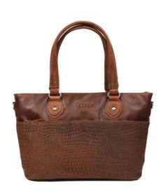 District Bags Tas - 270530.30 - Cognac
