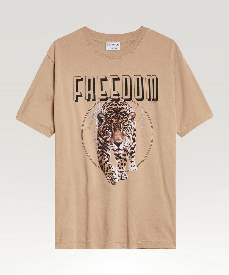 Catwalk Junkie Catwalk Junkie T-Shirt Lightning - Curds and Whey