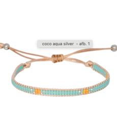Meet Coco Coco Aqua Silver