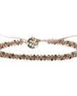 Meet Coco Meet Coco Fee Bronze Gold Armband