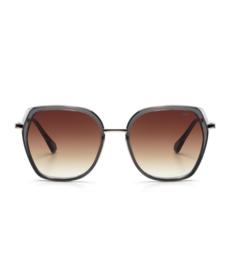 Ikki DONNA Transparent Grey - Gradient Brown 73-9