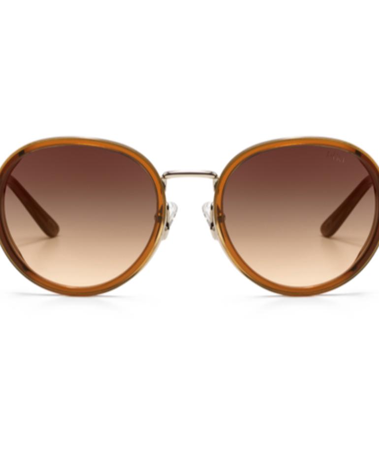 Ikki Ikki BELLE Transparent Orange Brown - Gradient Brown 31-21