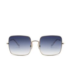 Ikki Zonnebril ADELE, Gold - Gradient Blue (70-4)