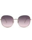 Ikki Ikki Zonnebril, CELESTE, Gold - Gradient Pink (72-2)