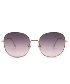 Ikki Zonnebril CELESTE, Gold - Gradient Pink (72-2)