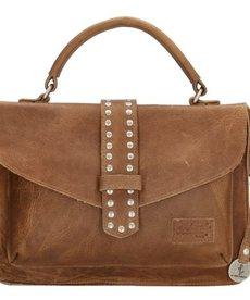 So Dutch Bags Handtas Raider - Cognac